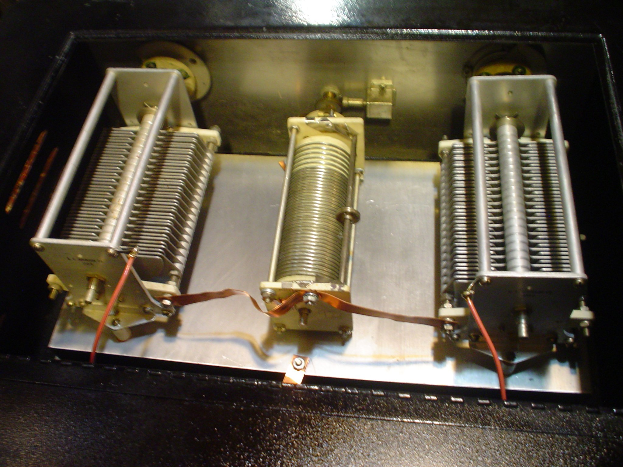 List of Synonyms and Antonyms of the Word: homebrew antenna tuner