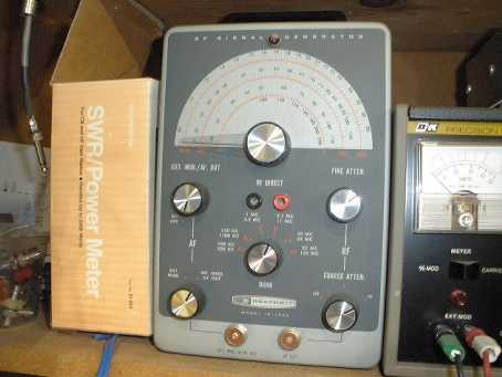 TEST EQUIPMENT YOU NEED TO SERVICE HAM RADIO EQUIPMENT